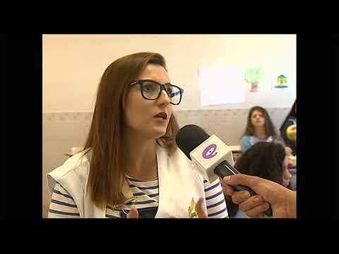 Educação Adventista realiza projeto Bebê de Arroz e é destaque no Jornal É-Paraná