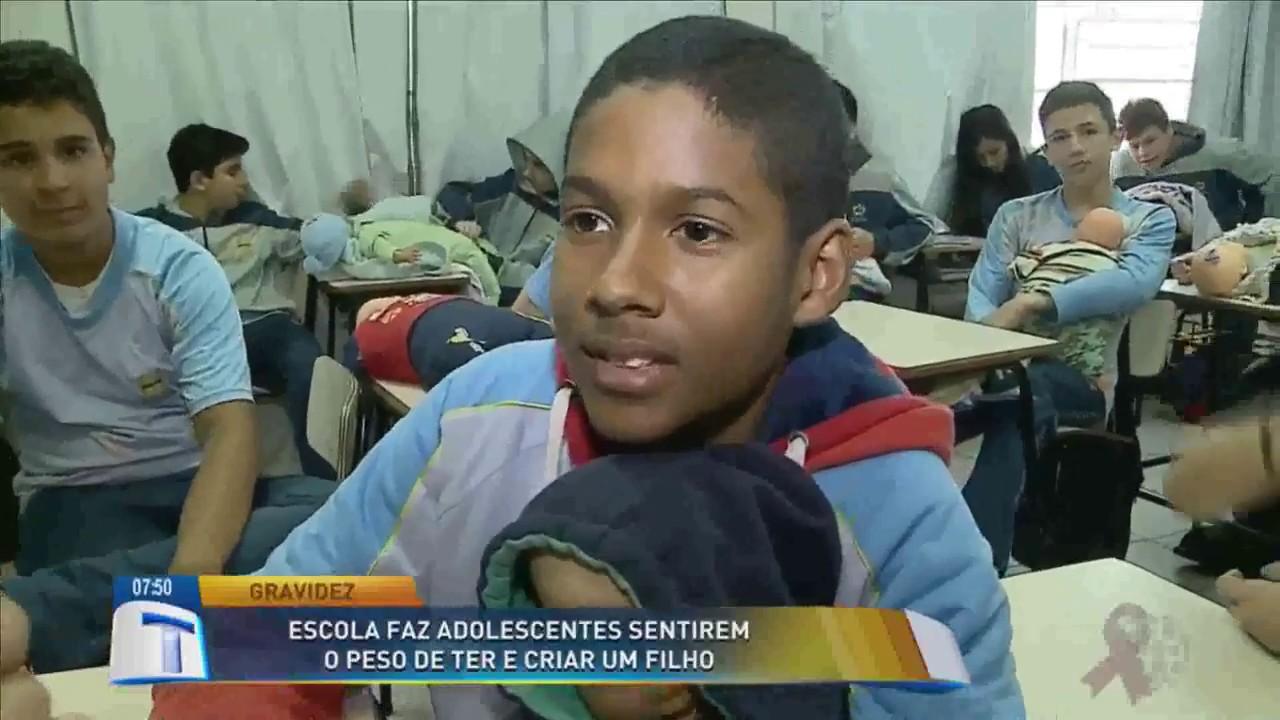 Educação Adventista promove experiência com Bebê de Arroz e vira notícia na imprensa