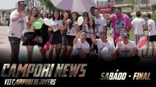 Campori de Jovens 2017 – Jornal 3ª Edição