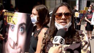 TV SANTA CRUZ (GLOBO)/ QUEBRANDO O SILÊNCIO / ABS