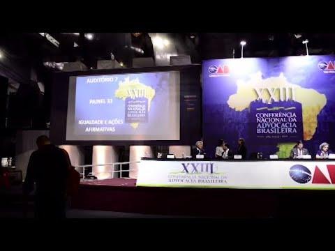 Matéria Revista Novo Tempo – Conferência Nacional da Advocacia Brasileira