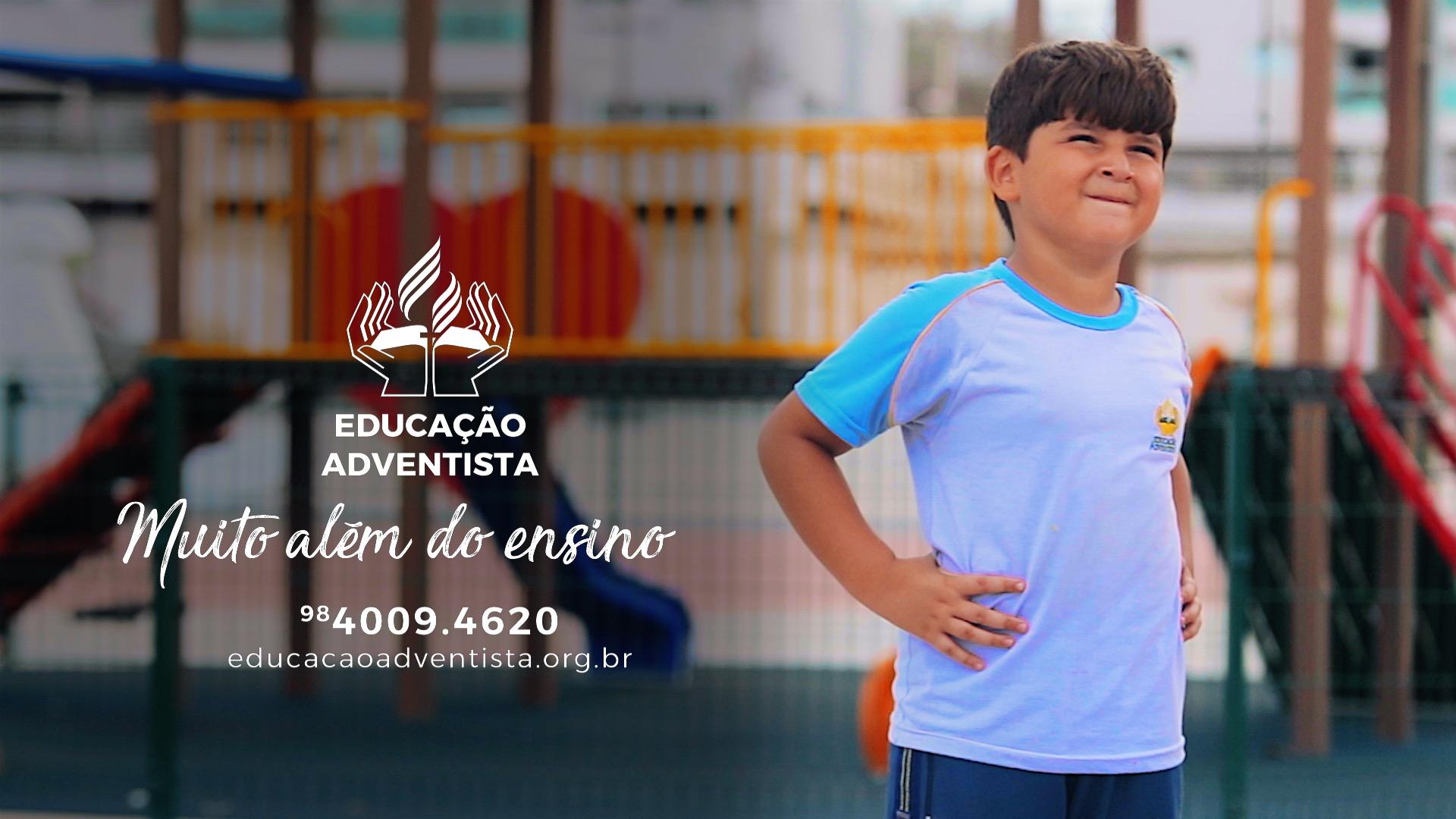 Educação Adventista   Muito Além do Ensino