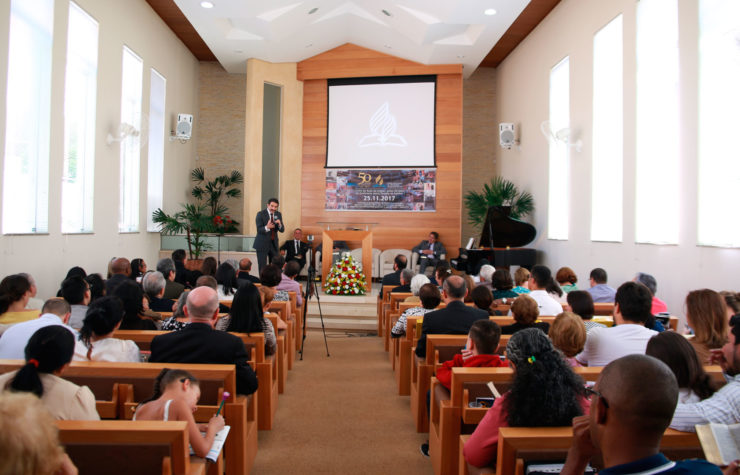 50 anos – Igreja Bosque da Saúde