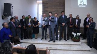 Reinauguração da Igreja Adventista do Jaguaré.