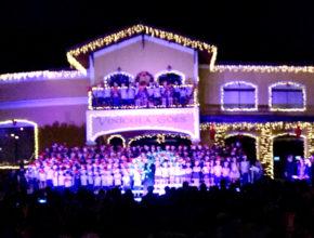 Colégio Adventista realiza cantata de Natal.
