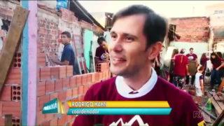 Globo acompanha manhã de ações do Missão Calebe