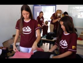 Missão Calebe – Parceria com Prefeitura de Florianópolis
