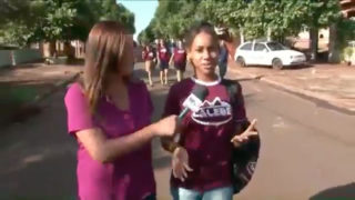 Missão Calebe em Marilena (Globo PR)