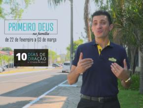 10 Dias de Oração | Pr. Roney Lopes