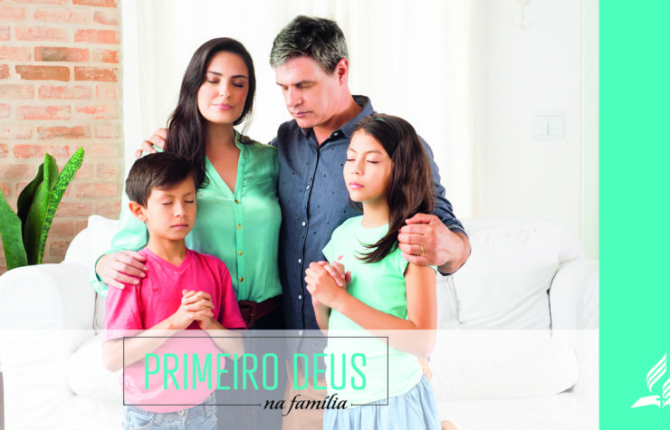 A importância da oração na família