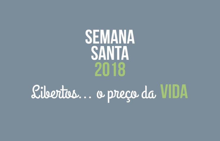 Promocional da Semana Santa 2018
