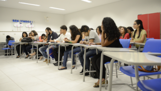 Aula Inaugural do curso de Pedagogia no UNASP Vila Matilde