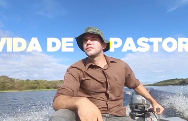 Vida de Pastor – Naílson Silva