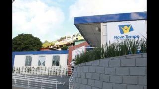 Igreja Container no Morro do Horácio (Florianópolis/SC)