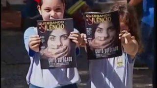 Nota/TV Integração (Globo): Escola Adventista de Uberaba promove ação no Dia da Mulher
