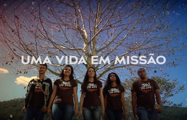 Vídeo – Uma Vida em Missão – Música OYIM