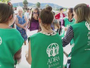 Convite   Treinamento da ADRA Brasil no RS
