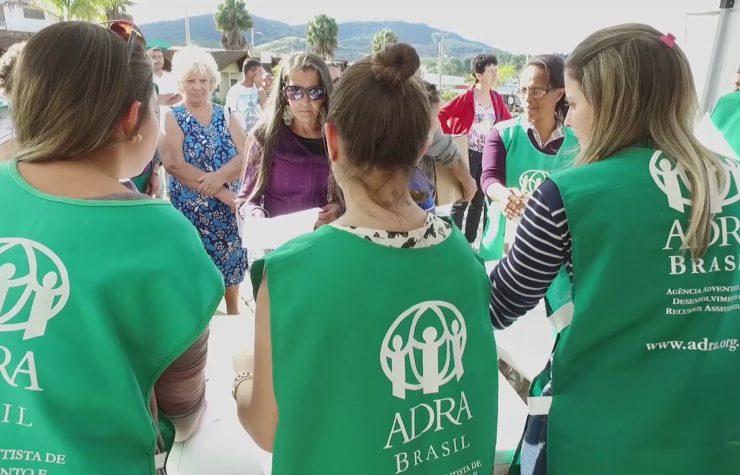 Convite | Treinamento da ADRA Brasil no RS
