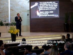 Seminário relembra início da Igreja