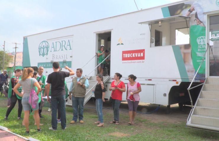 ADRA Brasil oferece treinamento a voluntários no Rio Grande do Sul