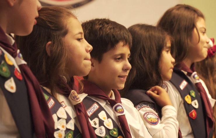 Clube de Aventureiros muda vida de família em Gravataí