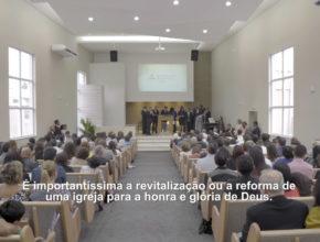 Revitalização – Igreja Vila Guarani