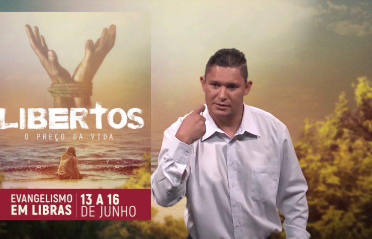 Evangelismo em Libras 2018