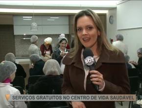 Centro de Vida Saudável | SBT Rio Grande