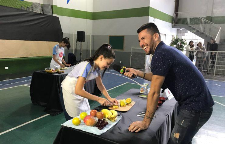 Colégio promove concurso Master Chef