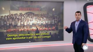 Colégio Adventista da Tijuca no Balanço Geral