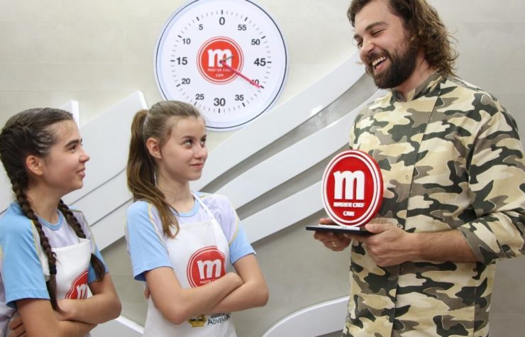 Final MasterChef CAM (Band Maringá)