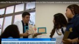 Na Mídia/TV Record: Projeto do Colégio Adventista de Belo Horizonte incentiva empreendedorismo