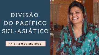 Informativo Mundial das Missões (4ºTrim/2018)