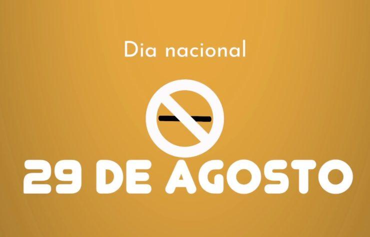 😷 Dia Nacional de Combate ao Fumo 😷