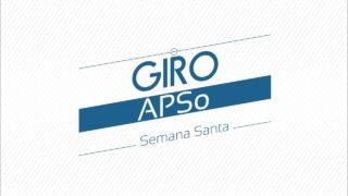 Giro APSo – Semana Santa (Segunda)