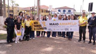 Projeto Trânsito – Escola Adventista Porto Feliz