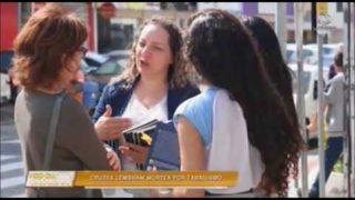 TV Band – Combate ao Fumo do CAF-E