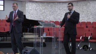 Seminário 8 – Reservatório da graça Deus