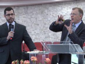 Seminário 1 – A Igreja dos Sonhos de Jesus