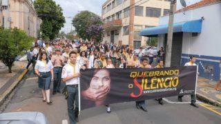 Reportagem – Quebrando o Silêncio 2018