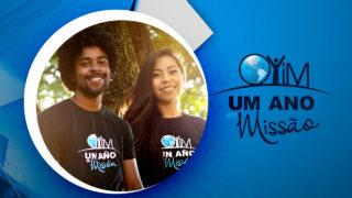 Participe do projeto Um Ano em Missão 2019!