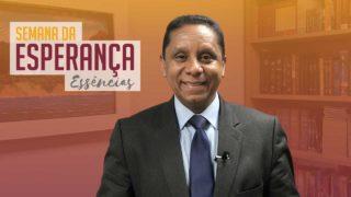 Semana da Esperança 2018 | Convite Pr. Luis Gonçalves