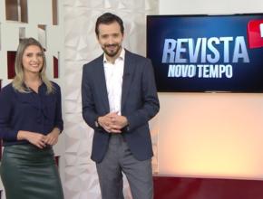 Reportagem   TV Novo Tempo: Voluntários mantêm projeto de alfabetização no RJ