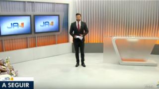 Coral de mil vozes na Prefeitura de Joinville -NSC Globo