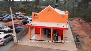 Inauguração da Igreja de Campininha – Ibiúna – SP