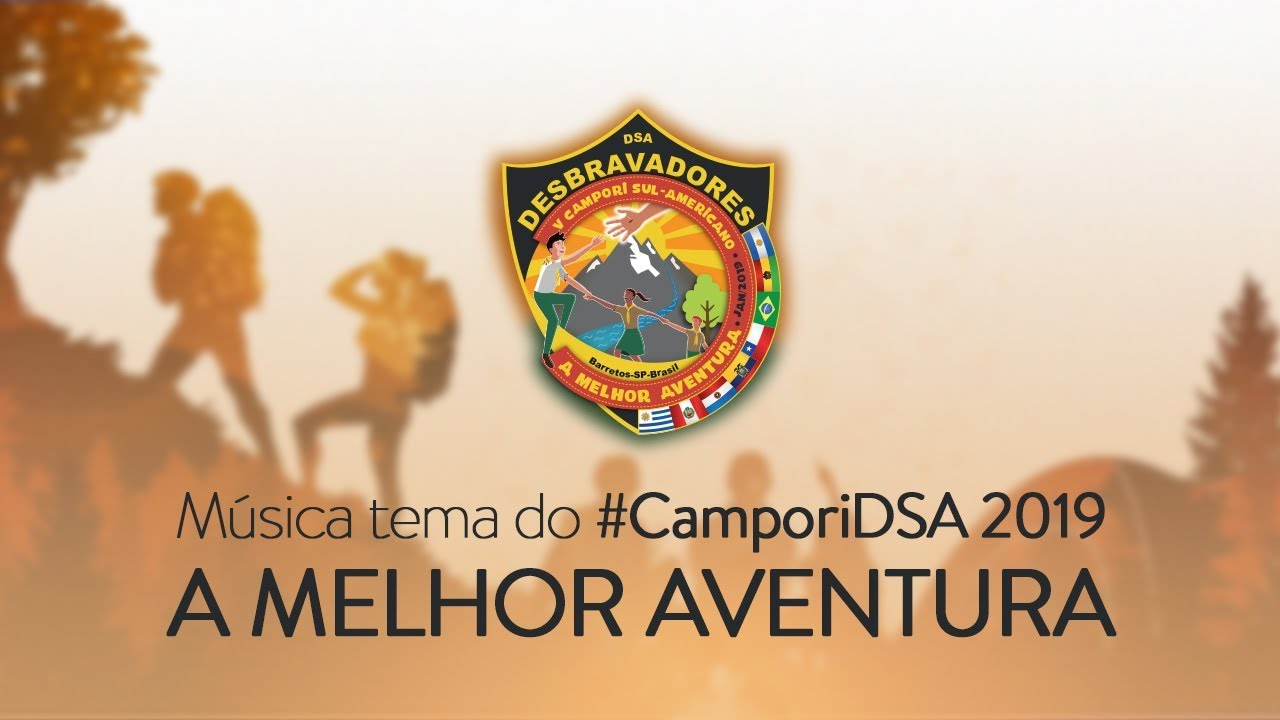 Música Tema – Campori DSA 2019 | A Melhor Aventura