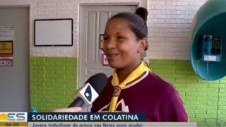 Missão Calebe é destaque na TV Gazeta (Globo)