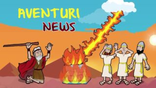 Aventuri News – Sexta