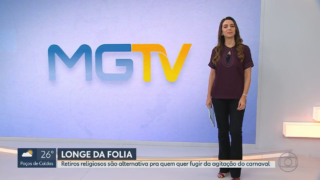 Na Mídia | Globo Minas: Adventistas optam por retiro para fugir da folia do Carnaval