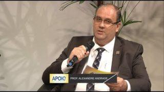 Web APOIO 2019 – Saúde e Liberdade Religiosa – Professor Alexandre Andrade